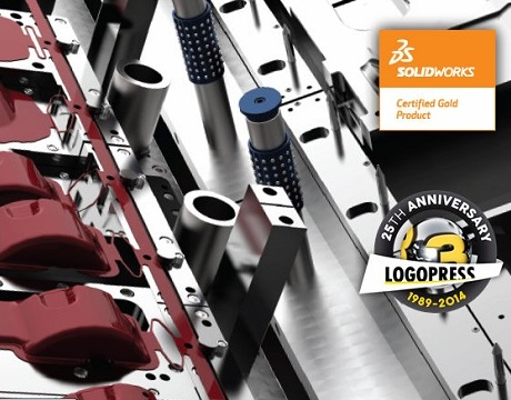 Logopress3 2015 SP0.7 for SolidWorks 2013-2016 x64