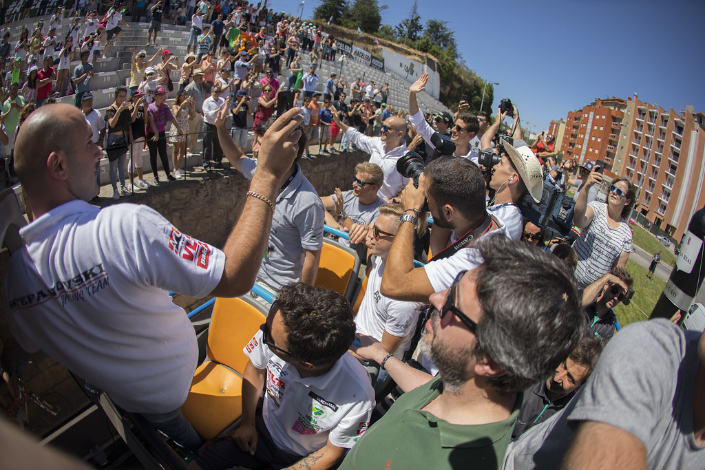 ambiance during the 2017 FIA WTCC World Touring Car Championship race of Portugal, Vila Real from june 23 to 25 - Photo Gregory Lenormand / DPPI