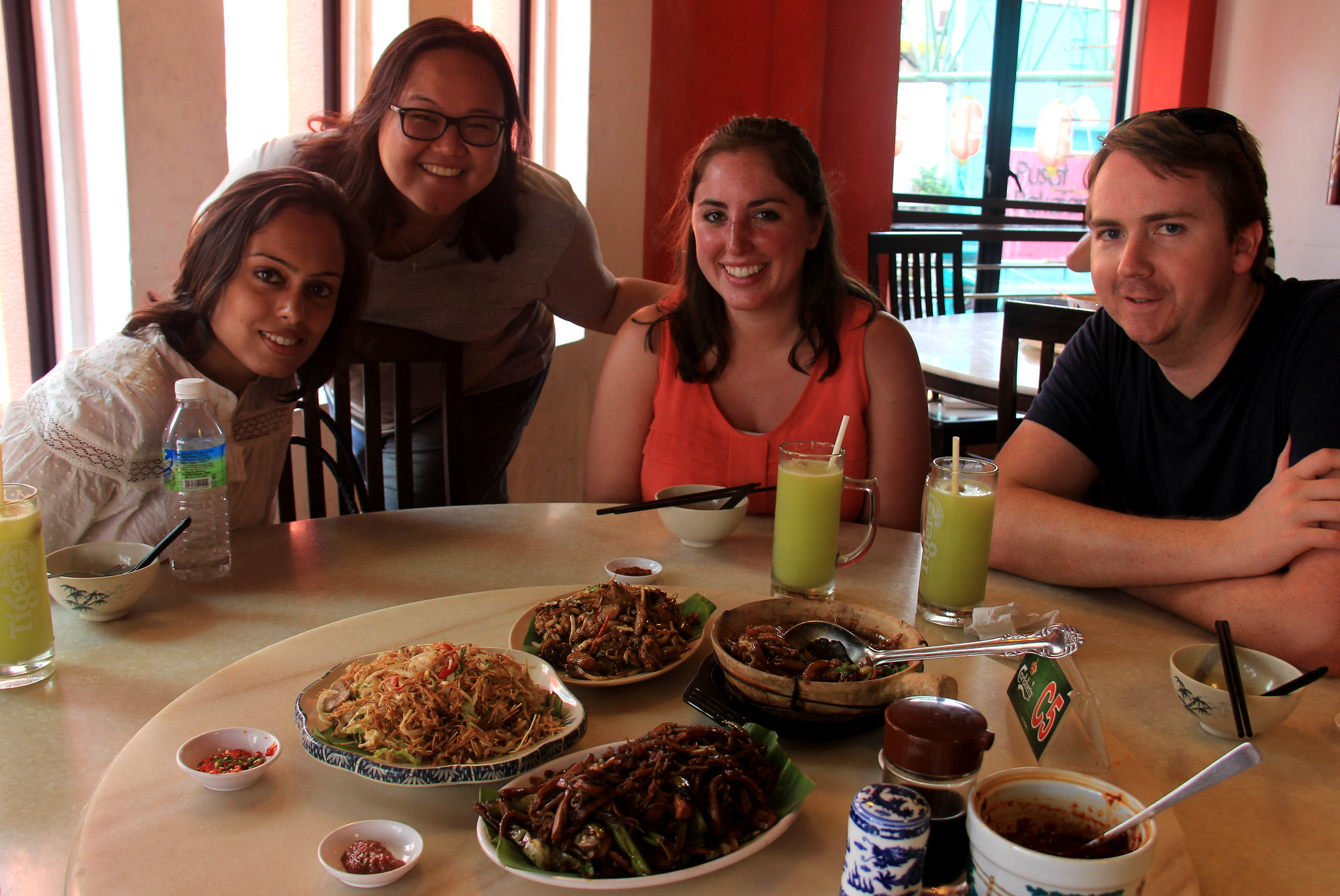 Walking tour of food in Kuala Lumpur run by Urban Adventures