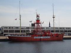Hellevoetsluis: Lightship Noord-Hinder
