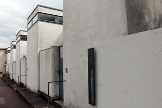 Stuttgart - Weißenhofsiedlung
