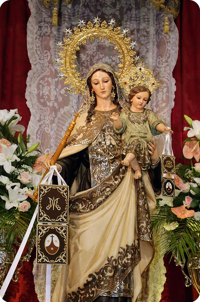 La Virgen del Carmen recorrerá las calles de Cartagena 82 años después