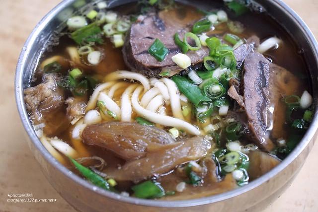 台北美食|林東芳牛肉麵