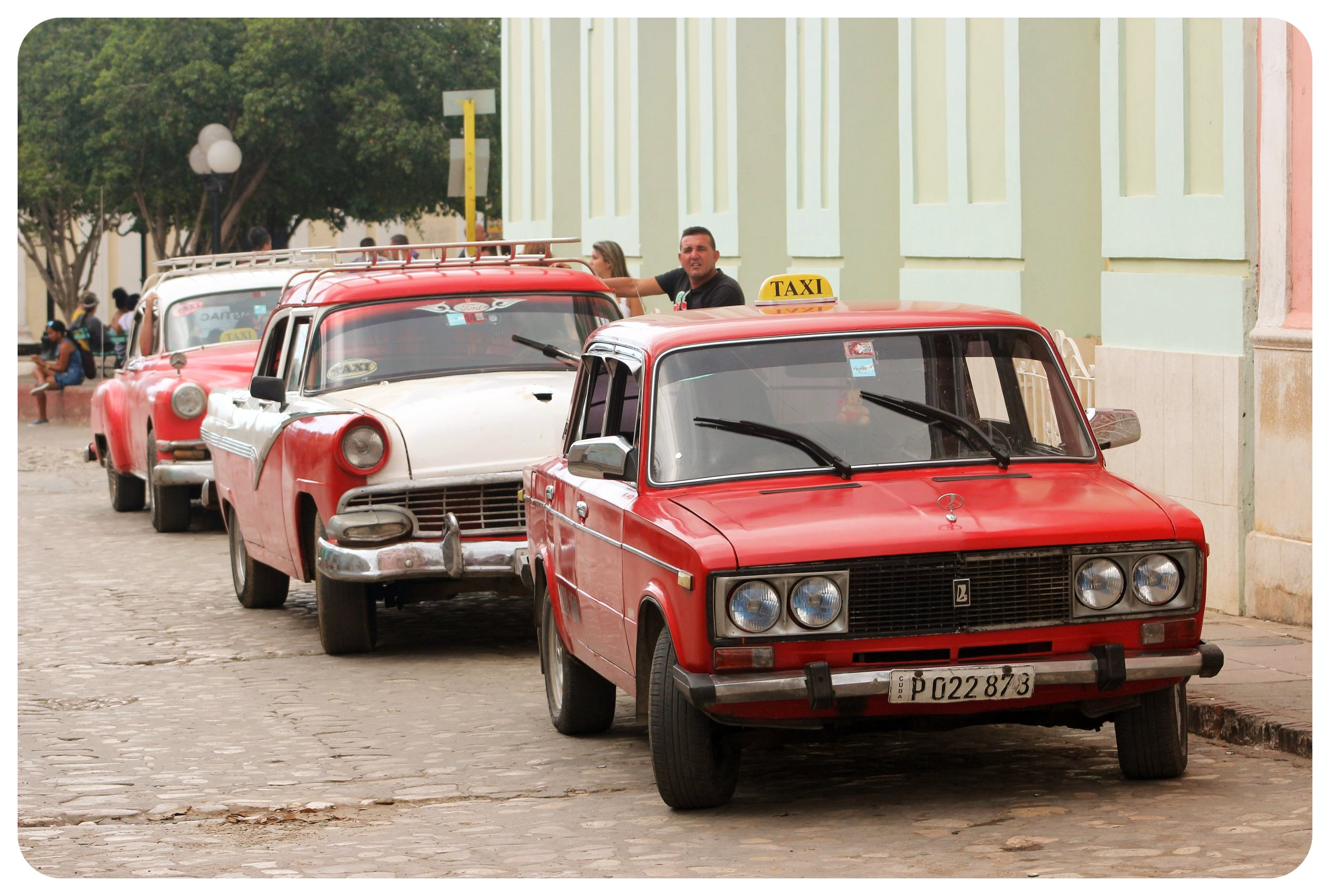 taxis in trinidad