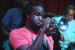Treme Brass Band (2017) 16 - Shamarr Allen