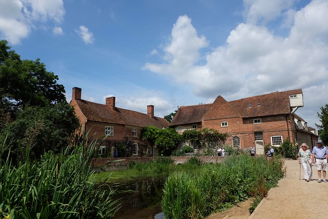 Flatford  Mill East Bergholt Suffolk