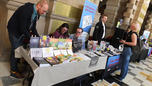 Small Press Day Glasgow 2017 03