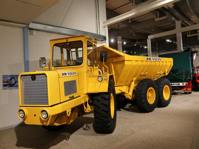 muzeul volvo obiective turistice in Goteborg 7