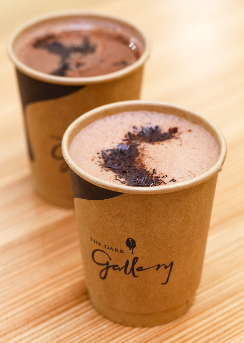 The Dark Gallery MyTOWN Signature Chocolate Drink