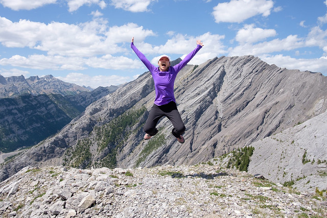 Scrambles - Loder Peak - June 2017-16