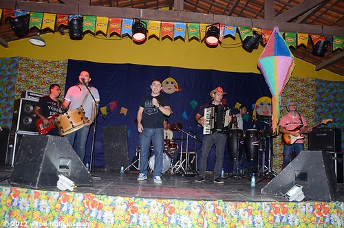 Festa na AABB de Ipu