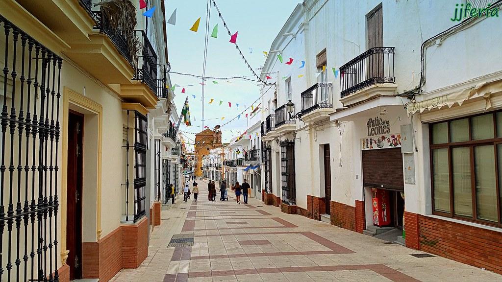 Calles de Moguer