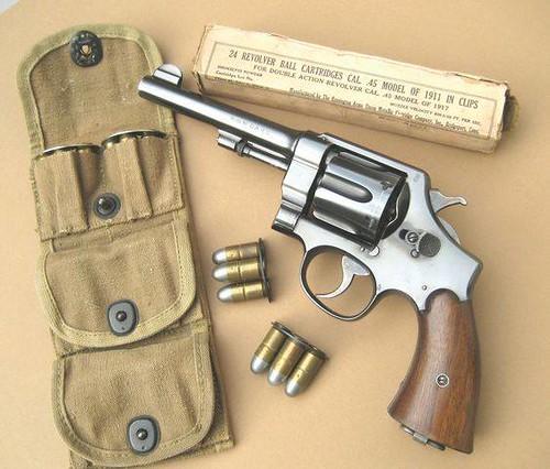 S&W M1917 .45ACP
