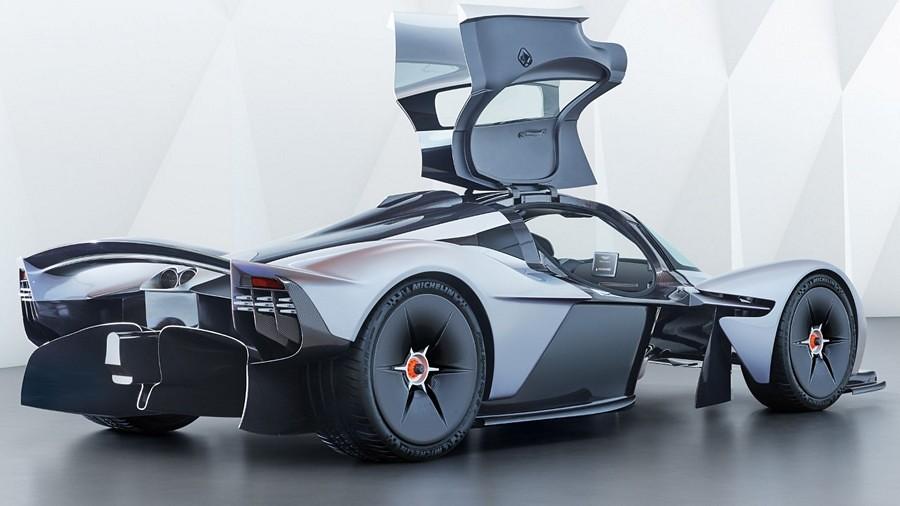 Aston Martin Valkyrie 5954