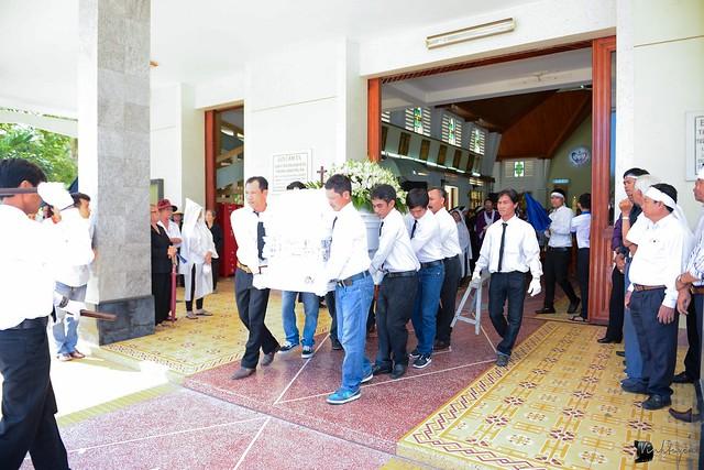 Lễ An Táng Thân Phụ Đức TGM Giuse Nguyễn Chí Linh - Ảnh minh hoạ 11