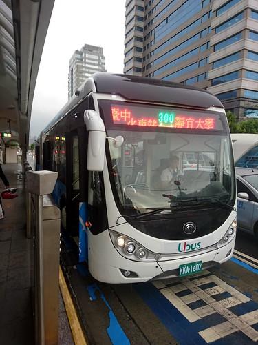 統聯客運KKA-1607(原277-U8)