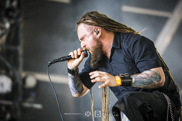 Decapitated @ Hellfest 2017, Clisson | 17/06/2017