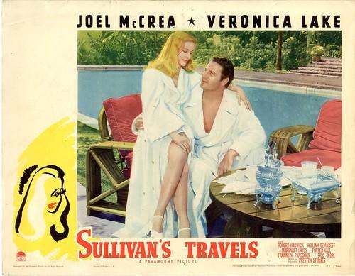 Sullivan's Travels - lobbycard 3