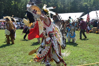 Chickahominy 2016 Fall Festival and Pow Wow