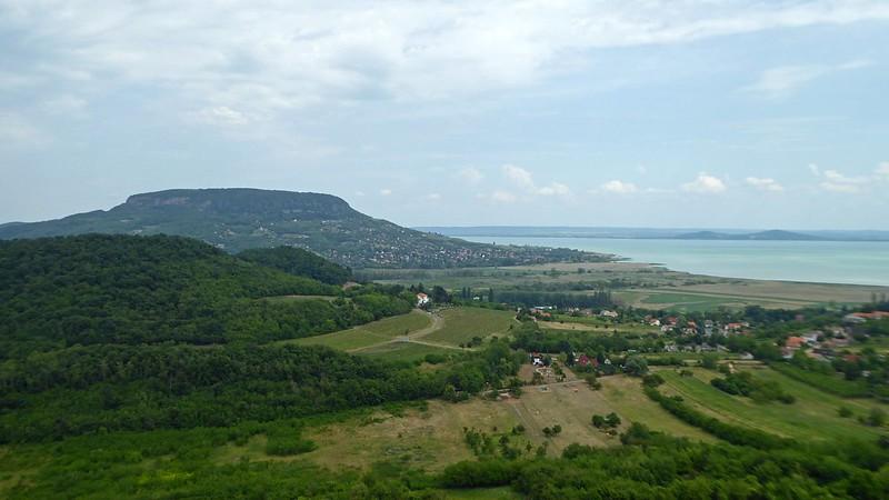 Lake Balaton, HUNGARY, May 2017