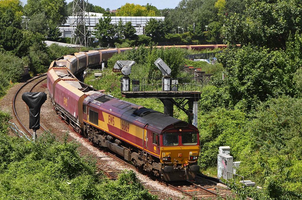 66169-North Somerset Junction Bristol.