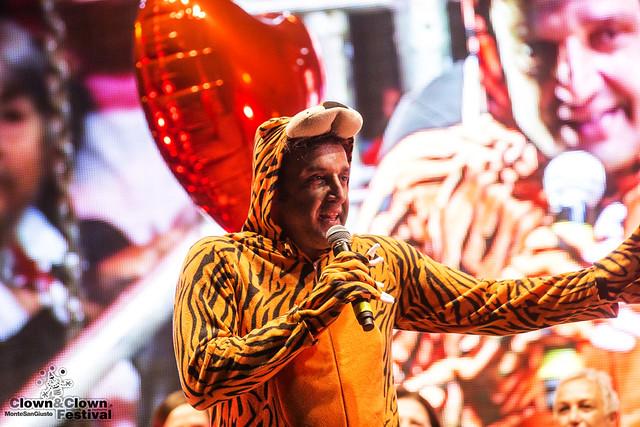 Flavio Insinna - Clown&Clown Festival 2016