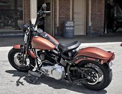 Harley-Davidson FLSTSB 1584 SOFTAIL CROSS BONES 2008 - 10