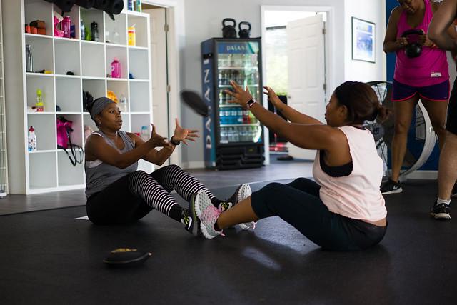 Yelp Fit Club @ Blueprint Fitness