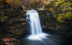 The Falls Of Falloch / Eas Fallach