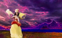 Pyramid Lake Hula Dancer