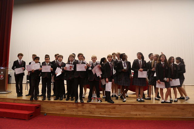 End-of-year Prizegiving June 2017