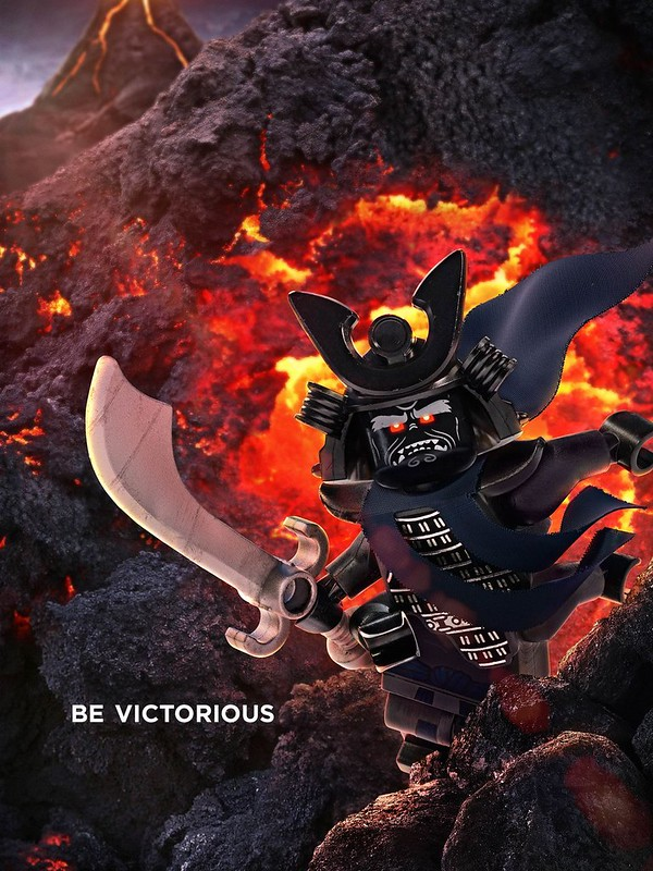 The LEGO Ninjago Movie Plakaty z postaciami 3