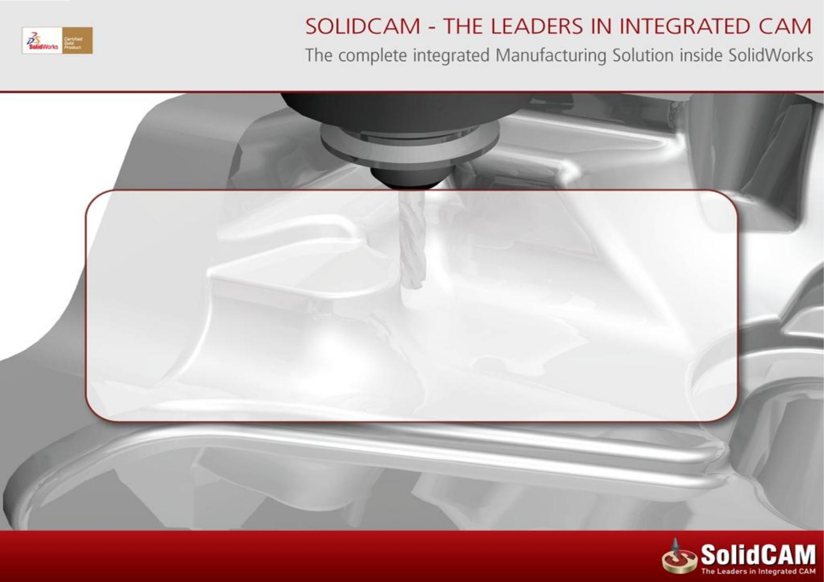 SolidCAM 2009 SP5 x86 x64 full