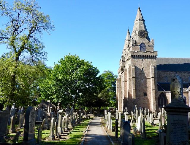 St Machar's Cathedral Aberdeen Scotland 2017