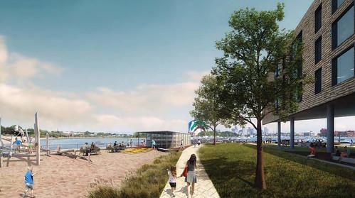 Neponset Wharf Renderings