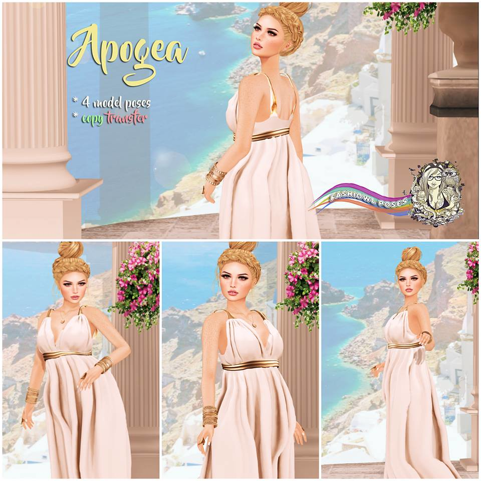=fashiowl poses=Apogea - SecondLifeHub.com