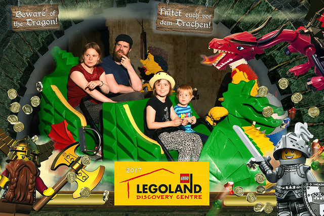 Legoland Dragon Ride