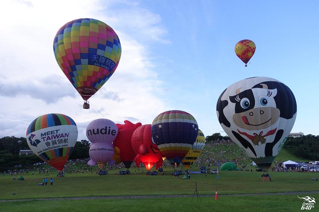 台東鹿野高台熱氣球-27