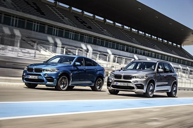 [新聞照片二] 限量20台! 全新配備升級BMW X5 M、BMW X6 M