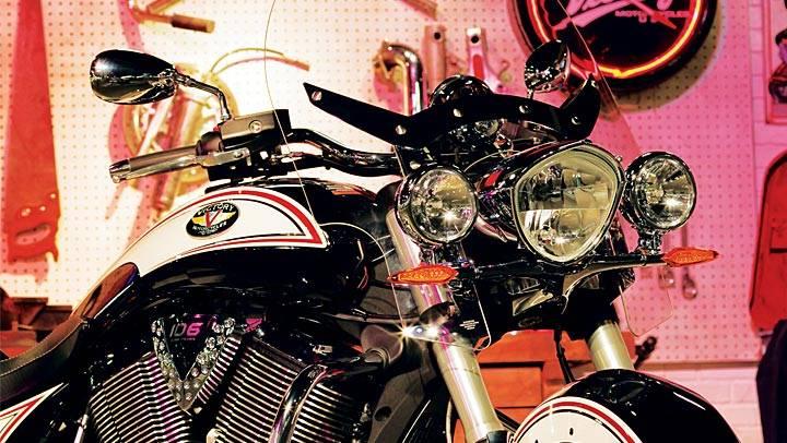 Victory 1700 CROSS ROADS CLASSIC L.E. 2012 - 5