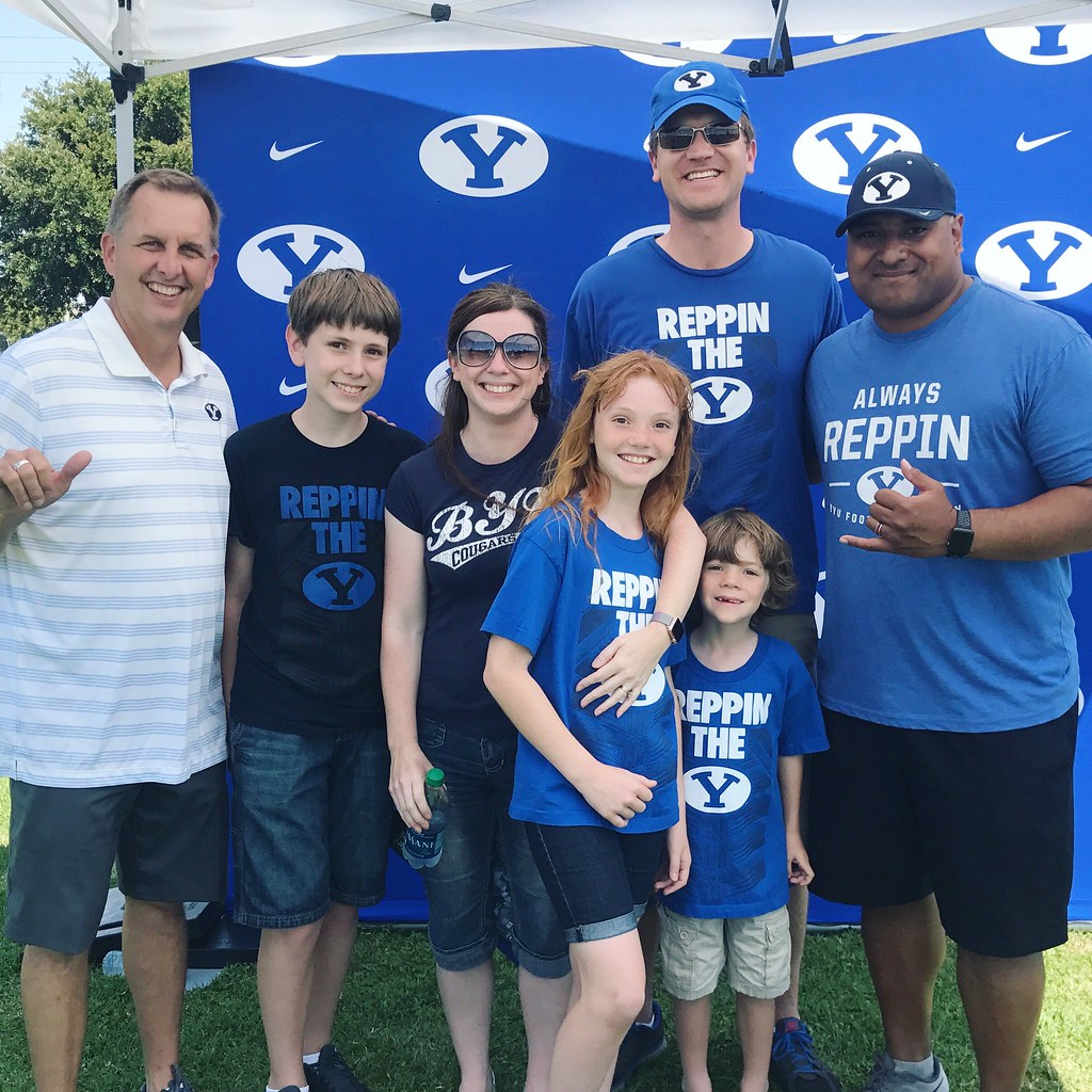 BYU football coaches