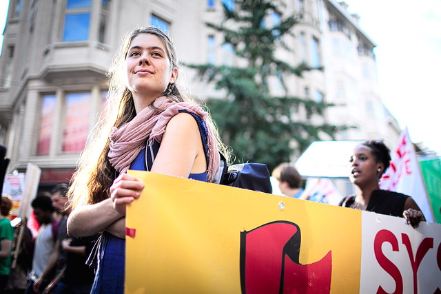 Protestparade