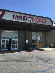 Family Dollar #8996 2249 East Florida Avenue Hemet,CA 92544-4752