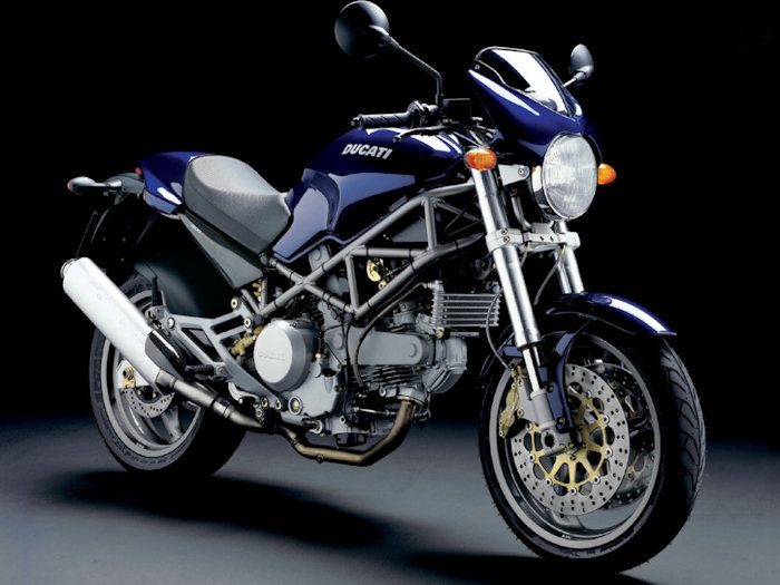 Ducati 900 MONSTER ie 2001 - 3
