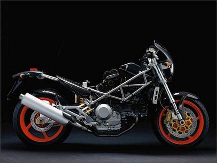 Ducati 916 MONSTER S4 2003 - 9