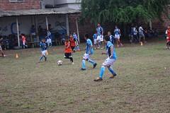Se realizan campeonatos de fútbol Máster e Infanto Juvenil