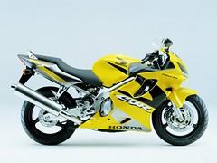 Honda CBR 600 F 2001 - 11