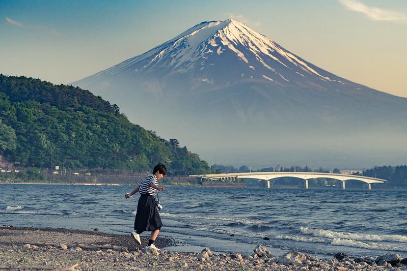 Jump!!|Kawaguchiko 河口湖