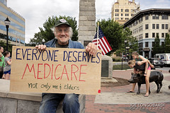 Everyone Deserves Medicare.