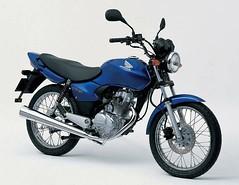 Honda CG 125 2005 - 3